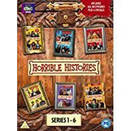 Horrible Histories - Series 1-6 [DVD]